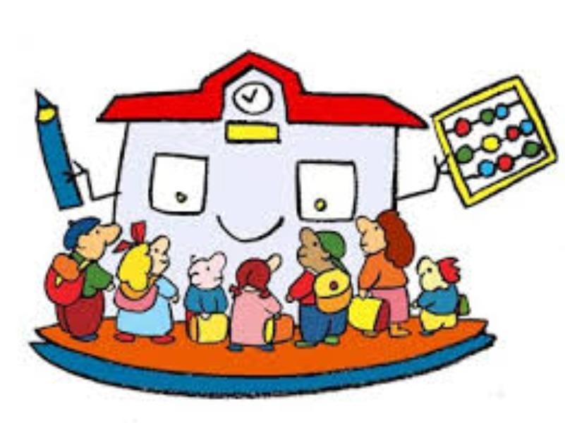 Assemblee con i genitori degli alunni NUOVI ISC...
