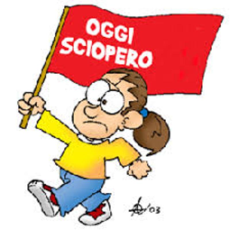 SCIOPERO COMPARTO SCUOLA 8 MARZO 2018