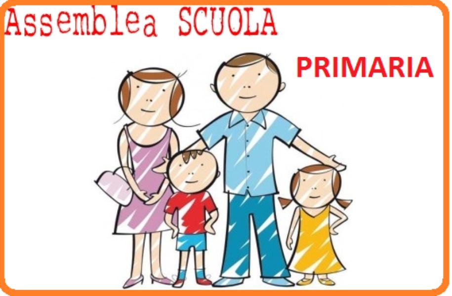 ASSEMBLEA INFORMATIVA PER RIPARTENZA ANNO SCOLA...