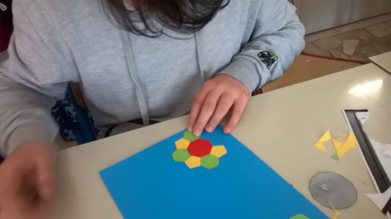 Settimana della flessibilità: Laboratorio di Geometria