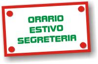 ORARIO E CHIUSURA UFFICI DI SEGRETERIA PERIODO ...